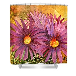Arizona Pincushion  Shower Curtain