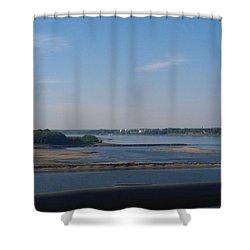 Arkansas Crossing Shower Curtain