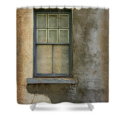 Art Of Decay Shower Curtain by Vicki Pelham