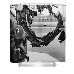 Attica Prison Riot, 1971 Shower Curtain by Granger