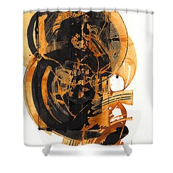 Austere's Moment O Glory 113.122210 Shower Curtain by Kris Haas