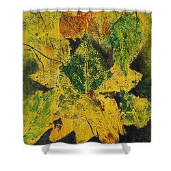 Autumn Boquet Shower Curtain