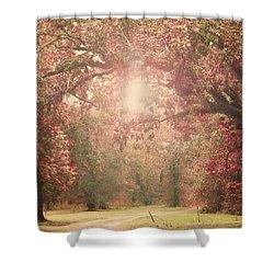 Autumn Splendor Shower Curtain by Susan Bordelon
