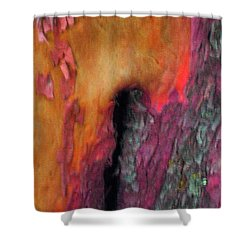 Shower Curtain featuring the digital art Awaken by Richard Laeton
