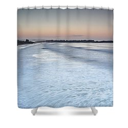 Baleal I Shower Curtain