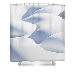 Banff National Park, Alberta, Canada Shower Curtain by Michael Interisano