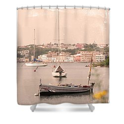 Shower Curtain featuring the photograph Barbara by Pedro Cardona