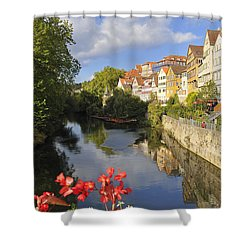 Beautiful Tuebingen In Germany Shower Curtain