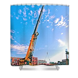 Bedford 7 Shower Curtain