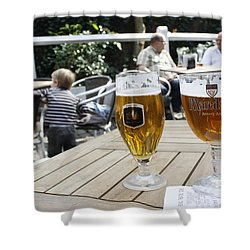 Beer-mania Shower Curtain