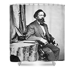 Benjamin S Turner Shower Curtain by Mathew Brady