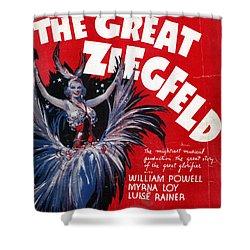 Berlin: Sheet Music Cover Shower Curtain by Granger
