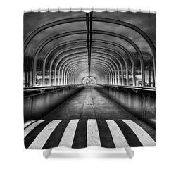 Beyond My Destiny Shower Curtain by Evelina Kremsdorf