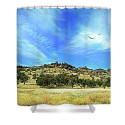 Bidwell Park Shower Curtain