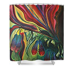 Blooming Expressions... Shower Curtain