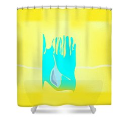 Bluegrass Shower Curtain