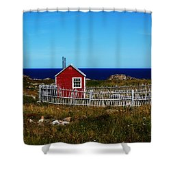 Bonavista Shower Curtain