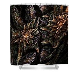 Botanical Fantasy 123011 Shower Curtain by David Lane