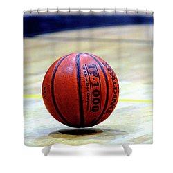 Bouncing Ball Shower Curtain