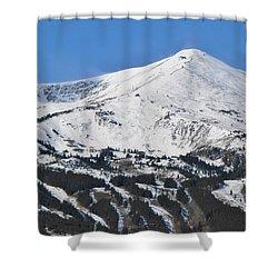 Breckenridge Peak 8 Shower Curtain
