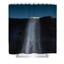 Bridal Veil Shower Curtain by Bill Gallagher