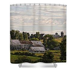 Cadis Farm Shower Curtain