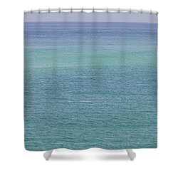 Calm Waters Shower Curtain by Toni Hopper
