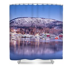 Camden Glow Shower Curtain by Susan Cole Kelly