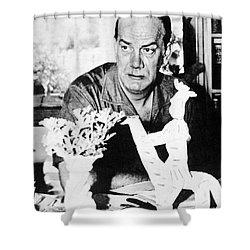 Camilo Cela (1916-2002) Shower Curtain by Granger