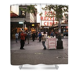 Can I Take Your Picture Shower Curtain by Kym Backland