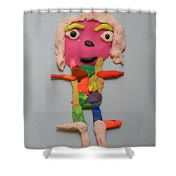 Caroline Shower Curtain