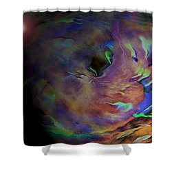 Carpeltunnell Shower Curtain by Robert Meanor