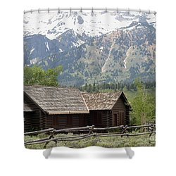 Chapel Of The Transfiguration Episcopal Shower Curtain by Living Color Photography Lorraine Lynch