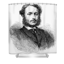 Charles Hanbury-tracy Shower Curtain by Granger