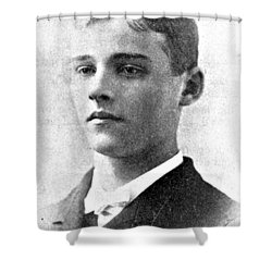 Charles Martin Hall, American Inventor Shower Curtain by Science Source