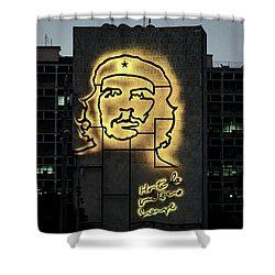 Che Guevera II Shower Curtain