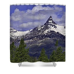 Chief Joseph Shower Curtain