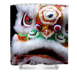 Chinese New Years Nyc 4705 Shower Curtain