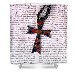 Christian  Cross Shower Curtain by Cynthia Amaral