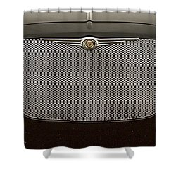 Chrysler Shower Curtain by James BO  Insogna
