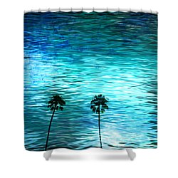 Cloudy Day... Shower Curtain