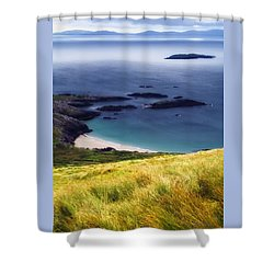 Coast Of Ireland Shower Curtain
