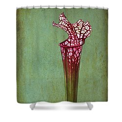 Cobra Lily Shower Curtain