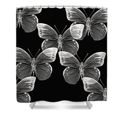 Collection Shower Curtain by Lourry Legarde