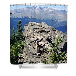 Shower Curtain featuring the photograph Colorado 11 by Deniece Platt
