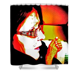 Shower Curtain featuring the photograph Come Here My Pretty by Xn Tyler