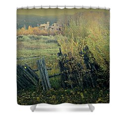Colorado Colors Shower Curtain