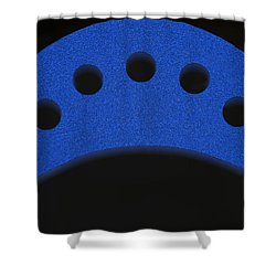 Coooool Shower Curtain by Paul Wear