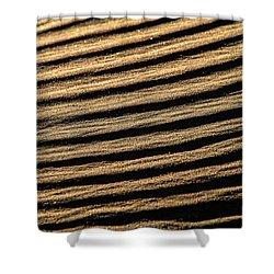 Copper Shower Curtain
