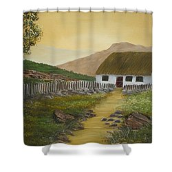 Cottage  Shower Curtain